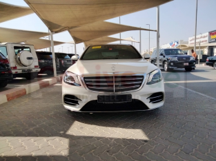 Mercedes Benz C-Class 2019 AED 218,000, Good condition, Warranty, Full Option, Turbo, Sunroof, Lady Use, Navigation System, Fog