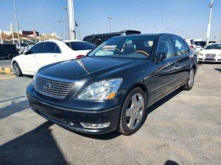 Lexus LS-Series 2006 AED 37,000, Japanese Spec, Good condition, Full Option,