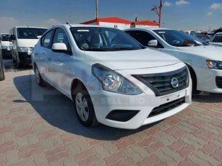 Nissan Sunny 2018 AED 33,000, GCC Spec