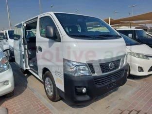 Nissan Urvan 2016 AED 35,000, GCC Spec, Negotiable
