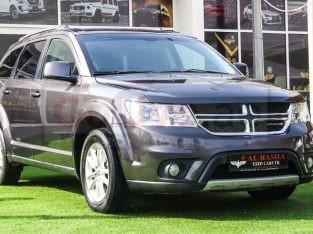 Dodge Jourey 2017 AED 38,000, Good condition, US Spec, Fog Lights