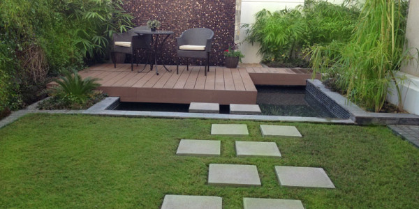 Landscape maintenance Works ( Landscaping and garden construction in dubai )