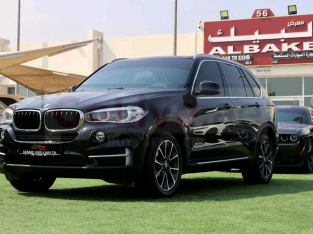 BMW X5 2016 AED 118,000, GCC Spec, Good condition, Full Option, Sunroof, Lady Use, Navigation System, Fog Lights, Negotiable