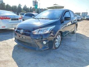 Toyota Yaris 2015 AED 21,000, GCC Spec