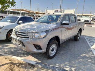 Toyota Hilux 2021 AED 94,000, GCC Spec