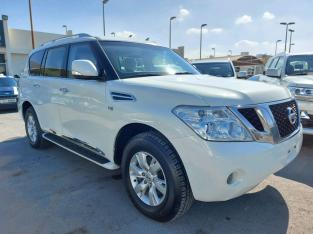 Nissan Patrol 2012 AED 68,000, GCC Spec, Good condition, Full Option, Sunroof, Navigation System, Fog Lights, Negotiable