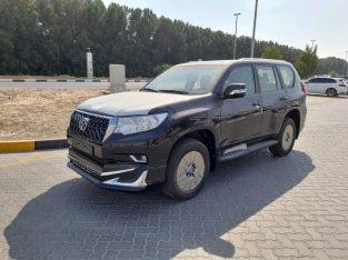 Toyota Prado 2021 AED 159,000, GCC Spec, Full Option