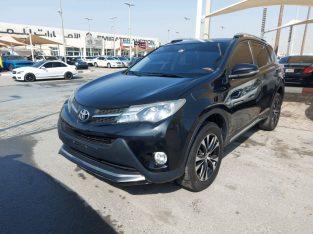 Toyota Rav 4 2014 AED 48,000, GCC Spec, Good condition, Full Option, Sunroof,