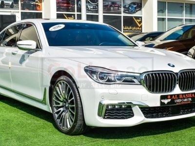 BMW 7-Series 2016 AED 170,000, GCC Spec, Good condition, Warranty, Full Option, Sunroof, Navigation System, Fog Lights