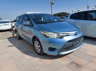 Toyota Yaris 2015 AED 23,000, GCC Spec, Good condition, Fog Lights
