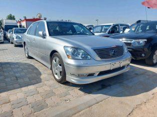 Lexus LS-Series 2005 AED 37,000, Full Option, US Spec, Negotiable