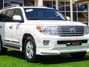 Toyota Land Cruiser 2015 AED 145,000, GCC Spec, Good condition, Full Option, Sunroof, Navigation System, Fog Lights