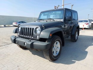 Jeep Wrangler 2017 AED 67,000, Good condition, US Spec, Negotiable