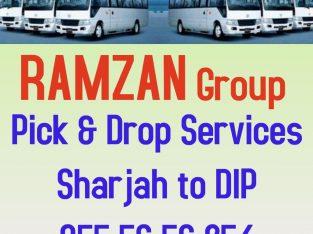 RAMZAN GROUP PASSENGER TRANSPORT (SHARJAH TO DIP)