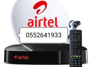 Airtel dish TV fixing Al nahda