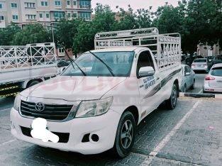 Pickup truck for rent in Nad Al Sheba