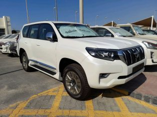 Toyota Prado 2021 AED 149,500, GCC Spec, Full Option