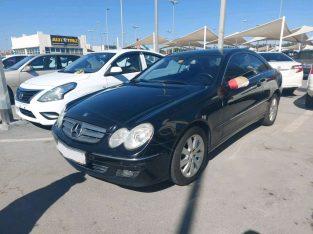 Mercedes Benz Clk 2009 AED 18,000, GCC Spec, Good condition, Full Option, Sunroof, Negotiable