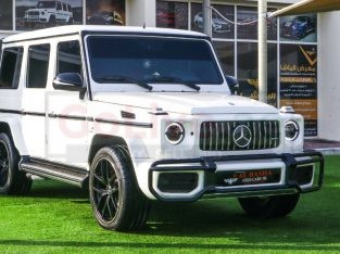 Mercedes Benz G-Class 2019 AED 240,000, GCC Spec, Good condition, Full Option, Turbo, Sunroof, Navigation System, Fog Lights