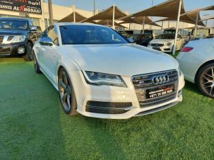 Audi S7/RS7 2014 AED 86,000, GCC Spec, Good condition, Full Option