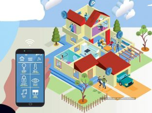 SAFE & SECURE AND CONTROLLED SMART HOME SERVICES