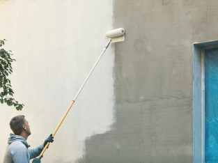 SAFE AND CERTIFIED WALL PAINTING SERVICE UAE