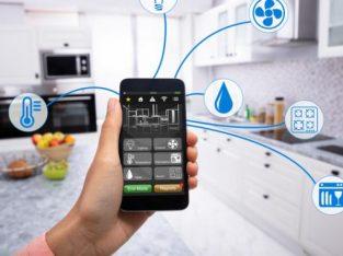 SMART HOME SERVICES CONTROL YOUR HOME THROUGH A MOBILE APP NOW