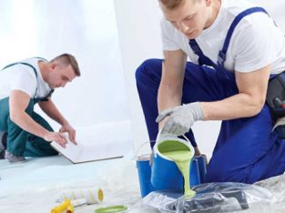 PAINT YOUR APARTMENT-HOME-OFFICE OR VILLA