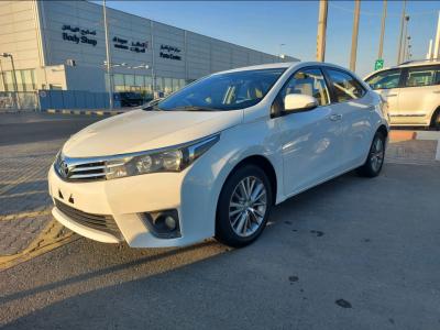 Toyota Corolla 2015 AED 29,000, GCC Spec