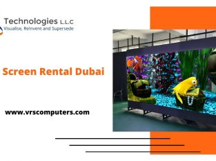 LED Screen Rental Services in UAE for Large or Small Events
