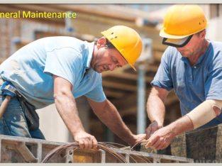 RELIABLE Property maintenance and AC works DUBAI