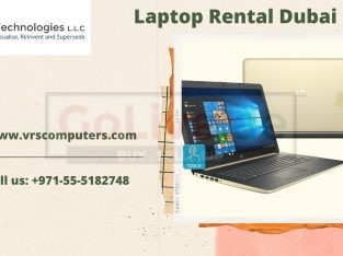 Laptop Rental to Major Conference, Events in Dubai UAE