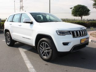 Jeep Grand Cherokee 2019 AED 132,000, GCC Spec, Warranty, Full Option
