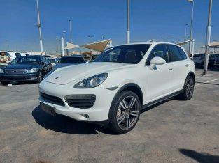 Porsche Cayenne 2012 AED 67,000, GCC Spec, Good condition, Full Option, Turbo, Fog Lights, Negotiable