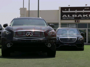 Infiniti QX70 2015 AED 75,000, Good condition, Full Option, Family, Sunroof, Negotiable
