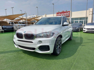 BMW X5 2018 AED 145,000, GCC Spec, Good condition, Full Option, Sunroof, Navigation System, Fog Lights, Negotiable