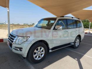 Mitsubishi Pajero 2016 AED 44,000, GCC Spec, Good condition, Warranty, Lady Use, Navigation System, Fog Lights