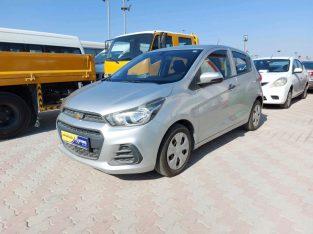 Chevrolet Spark 2016 AED 19,000, GCC Spec, Negotiable