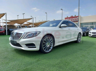 Mercedes Benz S-Class 2015 AED 170,000, GCC Spec, Good condition, Full Option, Sunroof, Navigation System, Fog Lights, Negotiable