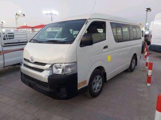 Toyota Hiace 2013 AED 46,000, GCC Spec, Negotiable