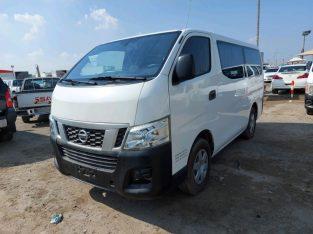 Nissan Urvan 2013 AED 27,000, GCC Spec