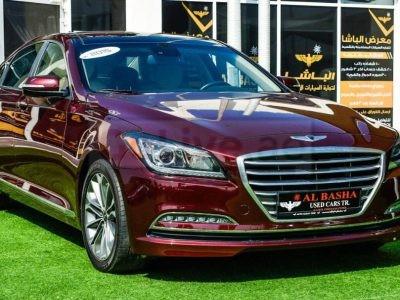 Hyundai Genesis 2015 AED 55,000, Good condition, Full Option, US Spec, Sunroof, Navigation System, Fog Lights