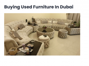 Second hand Furniture Buyers in Dubai ( Dubai Best Buyer of used Furniture )