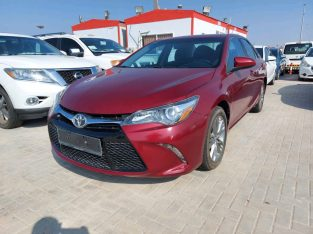 Toyota Camry 2016 AED 35,000, Full Option, US Spec, Fog Lights, Negotiable