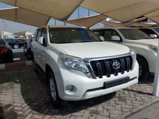 Toyota Prado 2016 AED 95,000, GCC Spec, Good condition, Full Option, Navigation System, Negotiable