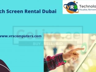 Interactive Digital Signage Kiosk Rentals in Dubai UAE