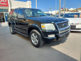 Ford Explorer 2010 AED 15,000, GCC Spec, Good condition, Full Option, Lady Use, Navigation System, Fog Lights, Negotiable, Full Se