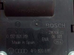 AUDI Q7 A6 2007 TO 2009 HEATER FLAP MOTORS ACTUATOR PART NO 4F0820511B ( Genuine Used AUDI Parts )