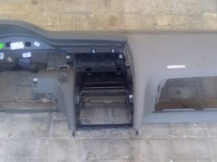 AUDI Q7 2007 TO 2009 LHD Interior Dashboard EMPTY PART NO 4L1857067 ( Genuine Used AUDI Parts )