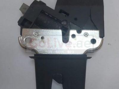 AUDI A4 A6 VOLKSWAGON PASSAT JETTA 2006 TO 2012 REAR TRUNK LID LOCK PART NO 4F5827505D ( Genuine Used AUDI Parts )